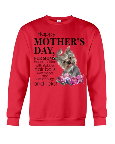Ln yorkshire terrier to fur moms