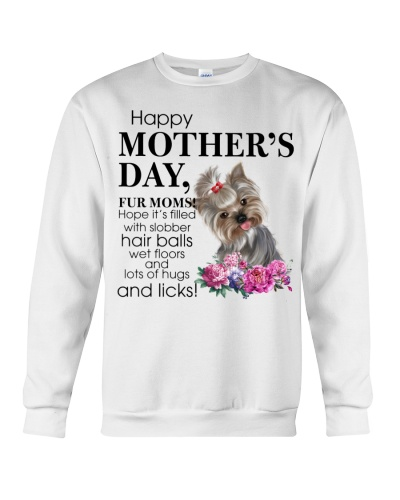 Ln yorkshire terrier to fur moms