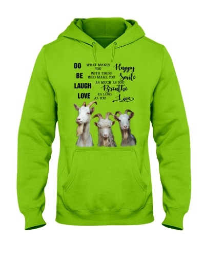 SHN 3 Do what makes you happy Goat