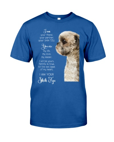 Im Your Friend Your Partner Your Shih Tzu