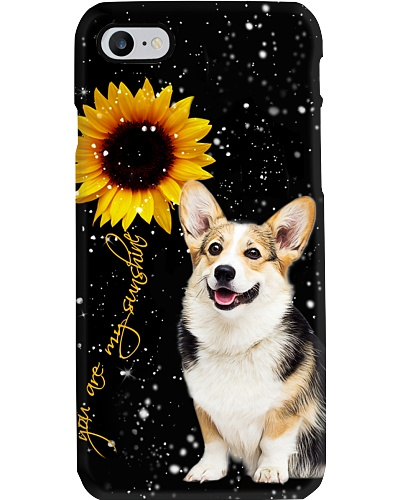 Tri corgi U r my sunshine phone case comeback