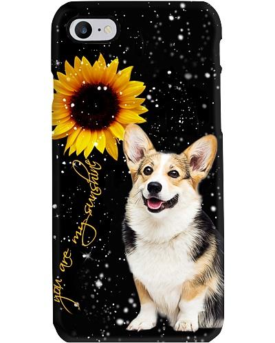 Tri corgi U r my sunshine phone case comeback