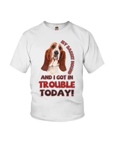 Basset Hound Trouble Today