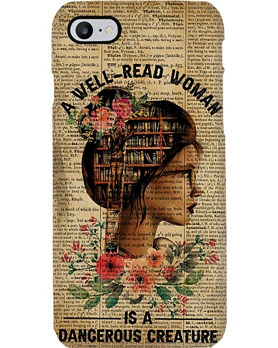 Sn book a well read woman