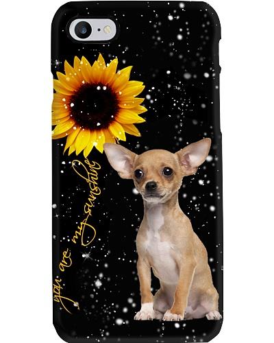 Chihuahua U r my sunshine phone case