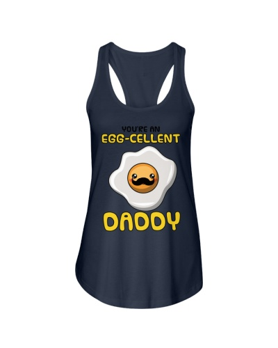Father you are an eggcellent daddy