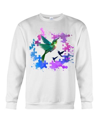 Hummingbird color insert