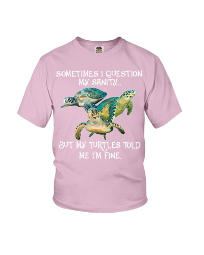 SHN 10 Question my sanity Turtle