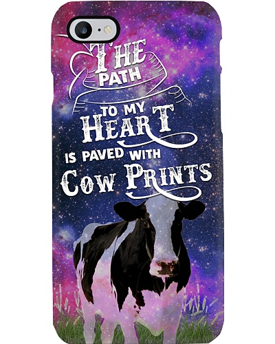 The path to my heart is paved with cow prints