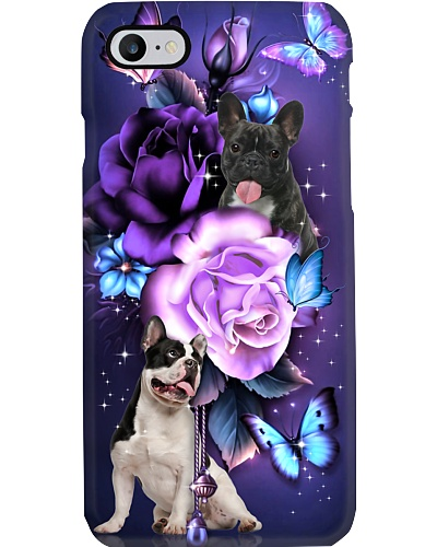 French bulldog magical phone case