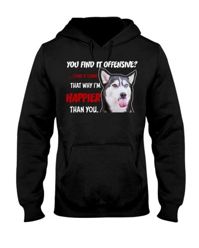 Im Happier Than You Husky