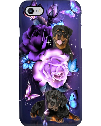 Rottweiler magical phone case