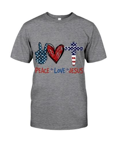 Peace Love Jesus