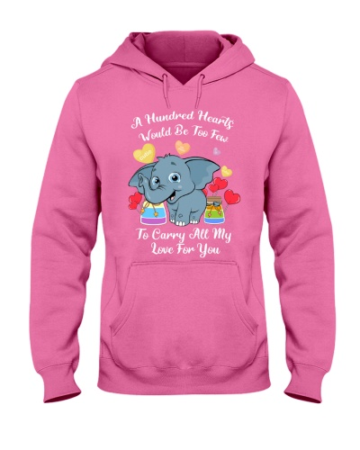 Elephant all my love for you
