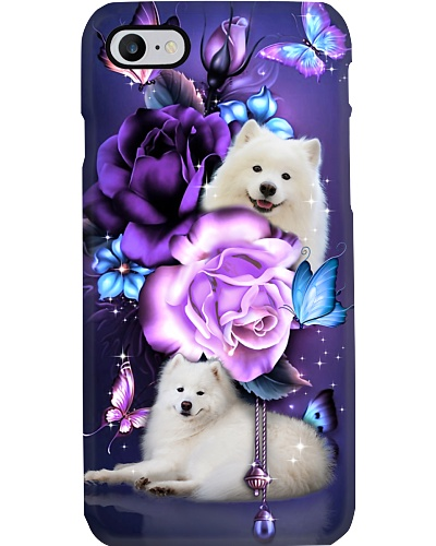 Samoyed magical phone case