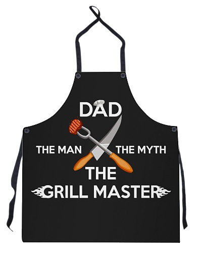 TTN 11 Dad The Man The Myth The Grill Master