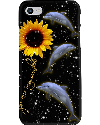 Dolphin U r my sunshine phone case comeback