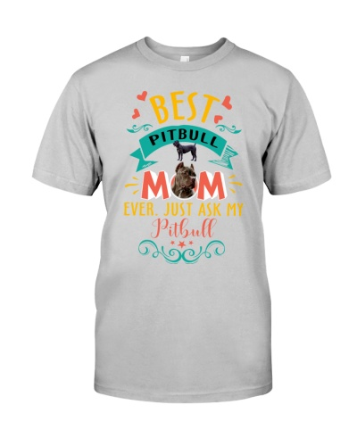 Pitbull best mom