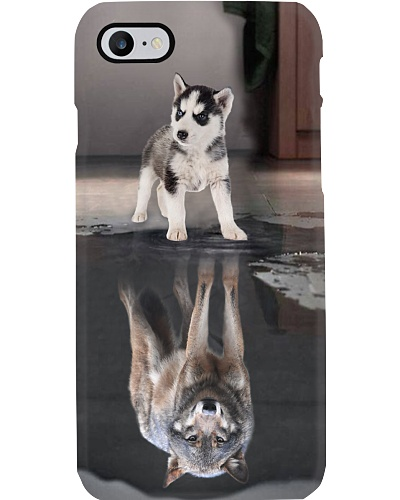 Siberian husky predator