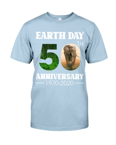 Earth  day  aniversity elephant