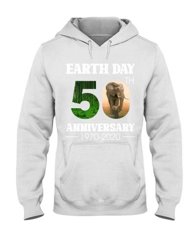 Earth  day  aniversity elephant