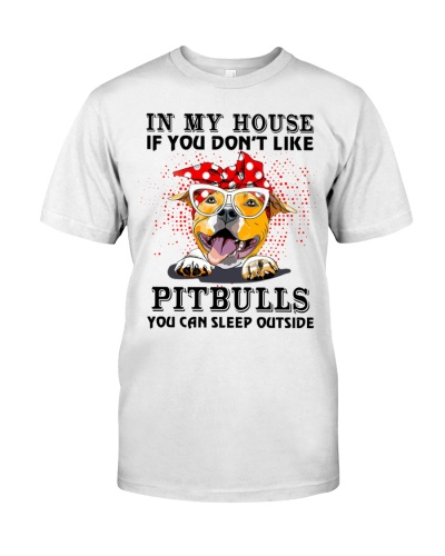 Pitbull In My House