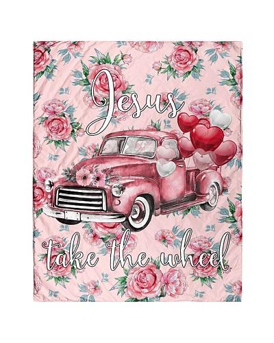 SHN 10 Jesus take the wheel Bible quilt