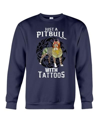 Pitbull Tattoos