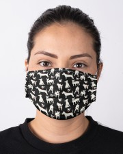Bull Terrier Mini Dogs Cloth face mask aos-face-mask-lifestyle-01