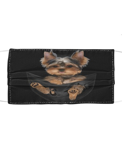 SHN 10 Yorkshire Terrier In Pocket