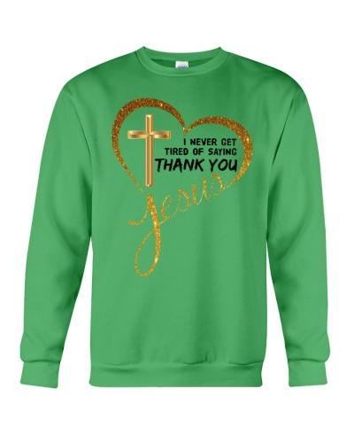 Thank You Jesus Faith