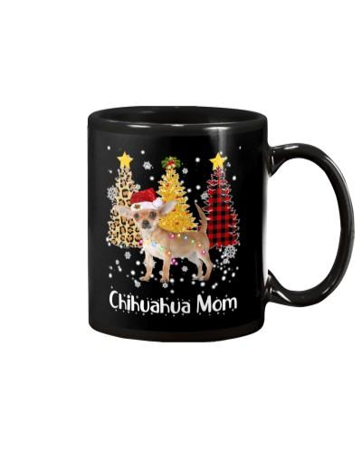 Chihuahua mom christmas