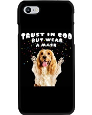 TT Cocker Spaniel Trust In God Phone Case thumbnail