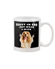 TT Cocker Spaniel Trust In God Mug tile