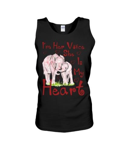 Elephant she is my heart