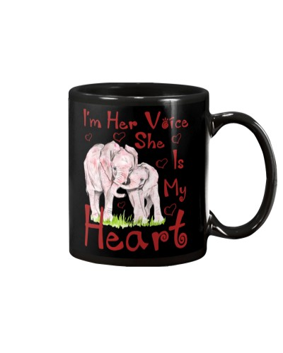 Elephant she is my heart