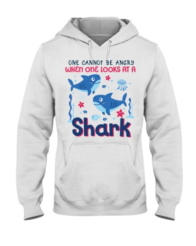 Shark One Cannot Be Angry