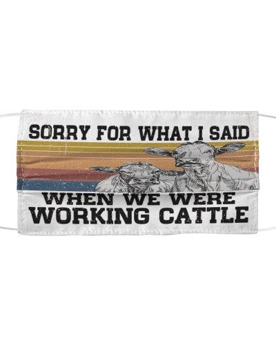 Th 12 working cattle