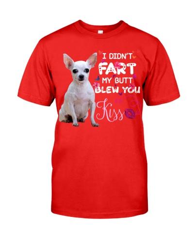 Chihuahua didn't fart