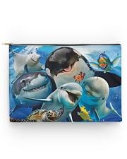 Happy Sea Animals Accessory Pouch tile