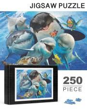 Happy Sea Animals 250 Piece Puzzle (horizontal) aos-jigsaw-puzzle-250-pieces-horizontal-lifestyle-front-26