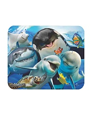 Happy Sea Animals Mousepad tile