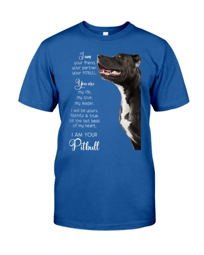Im Your Friend Your Partner Your Pitbull