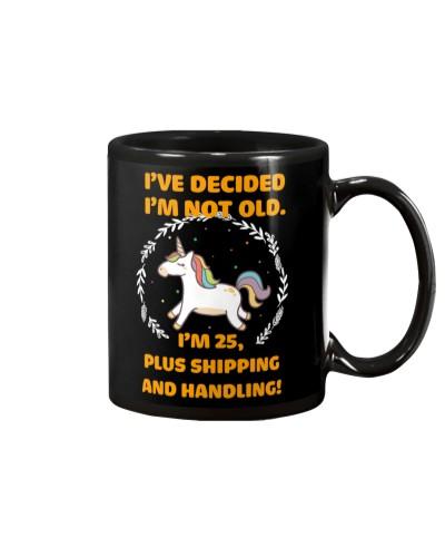 Unicorn i am 25
