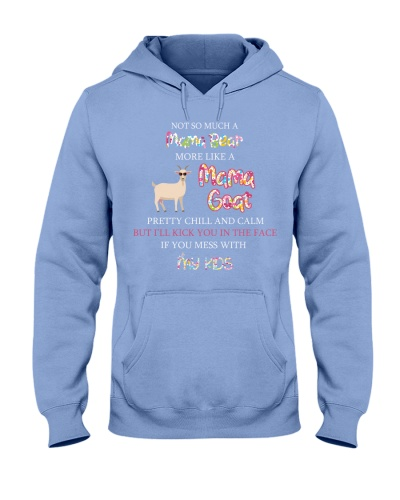 SHN Chill and calm mama Goat shirt