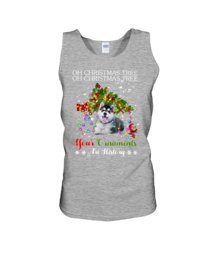 Siberian Husky your ornaments