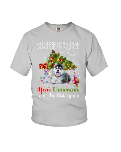 Siberian Husky your ornaments