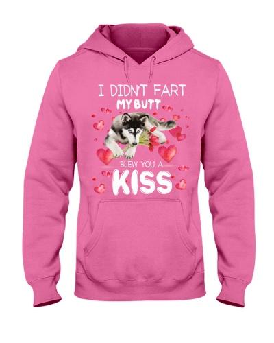 Husky siberian bl you a kiss mug