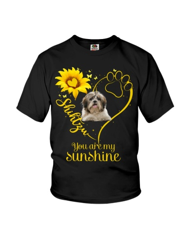 Shihtzu you are my sunshine