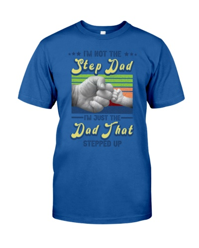 SHN Not step dad that stepped up Father